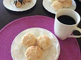 Английские макаруны (Cocounat Macaroons)
