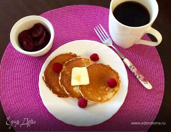 Панкейки (Lemon Pancakes)