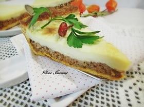 Тарт «Лазанья»