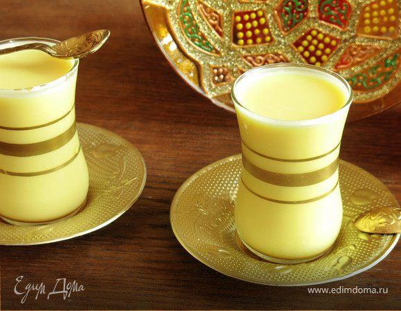 «Золотое» молоко