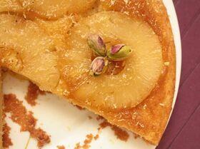 Ананасовый тарт татен