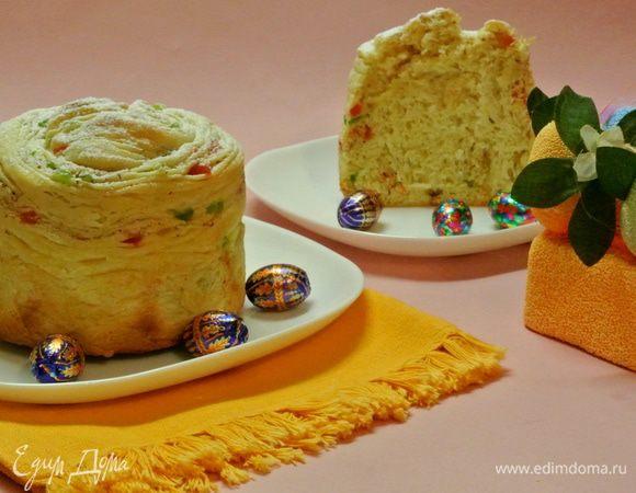Рецепт пасхального кулича от юлии высоцкой с пошагово