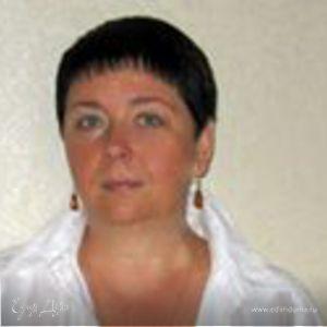 Iryna Khomenko