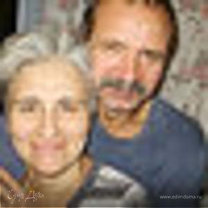 Саша и Надежда Павленко ( Козл