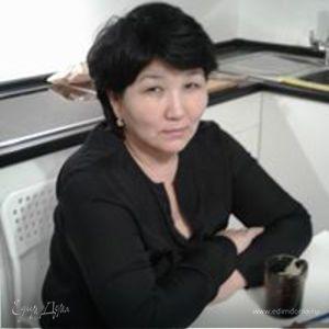 Роза Ташматова