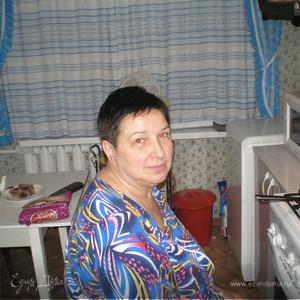 Вера Шестакова (Шадрунова)
