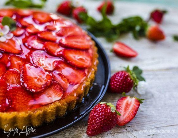 Лакомства с ягодами