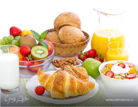 Конкурс рецептов «Завтрак с «Едим Дома!»