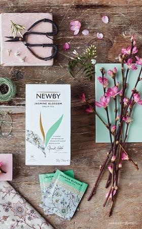 Марафон розыгрышей с Newby Teas в Instagram!