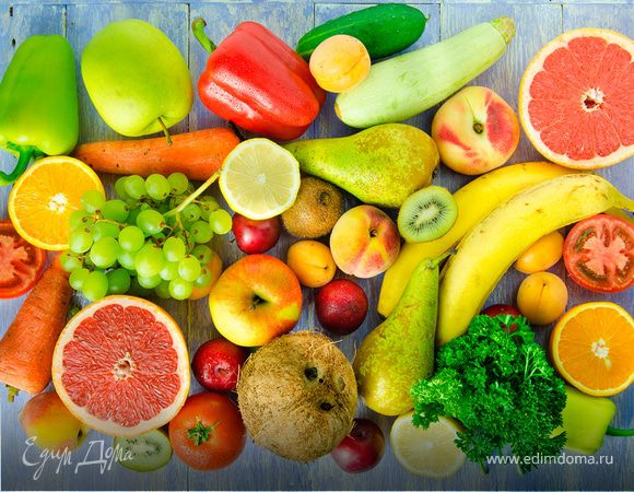 Готовим фрукты