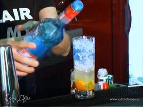 Секреты бармена: Коктейль — Касабланка