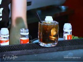 Секреты бармена: Коктейль — Укус дракулы