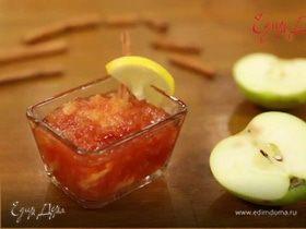 Варим яблочное варенье