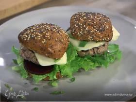 Гамбургер на австралийский лад