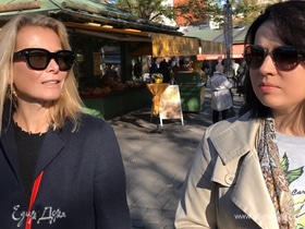 Мне это нравится! #10 | Юлия Высоцкая: об оливковом масле, органической еде и детстве в Тбилиси