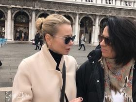 Мне это нравится! #24 | Юлия Высоцкая: про венецианский кофе, фотографии, фильмы, сериалы и шопинг