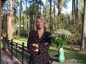 Рецепт крок-мадам с соусом бешамель и свеклой от Юлии Высоцкой | #сладкоесолёное №38
