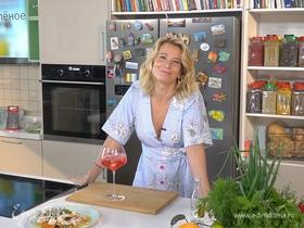 Рецепт жареной трески с соусом ромеско от Юлии Высоцкой | #сладкоесолёное №51