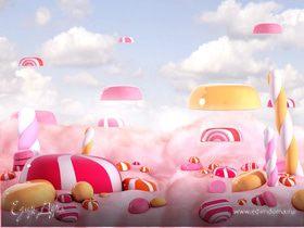 День сладостей в США