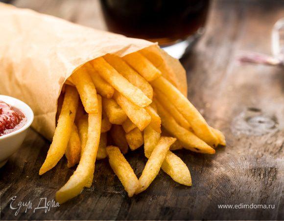 День картофеля фри в Бельгии