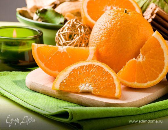День апельсина в Амстердаме