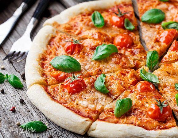 Фестиваль пиццы в Неаполе