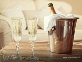 Шампанское сухое