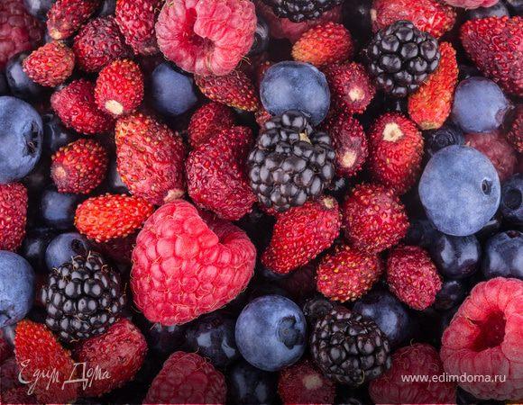 Ассорти ягодное