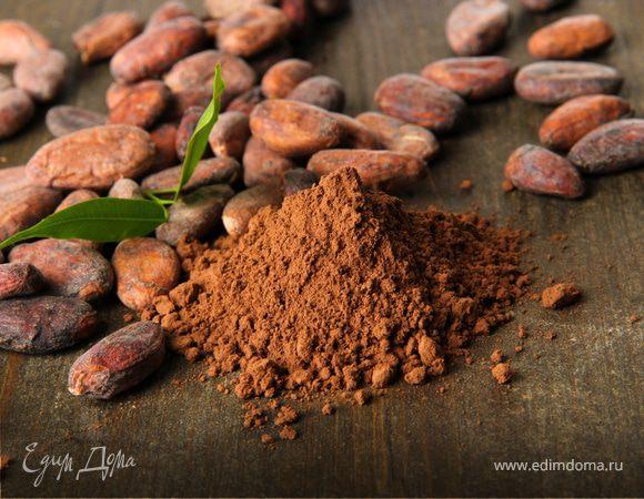 Что можно сделать из какао бобов 210
