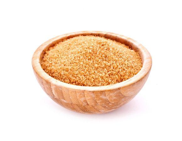 Сахар коричневый крупнокристаллический