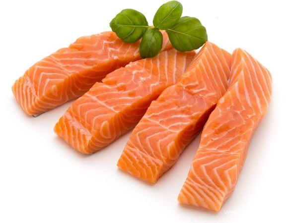 Рыба красная филе