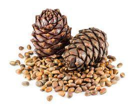Кедровые орехи жареные