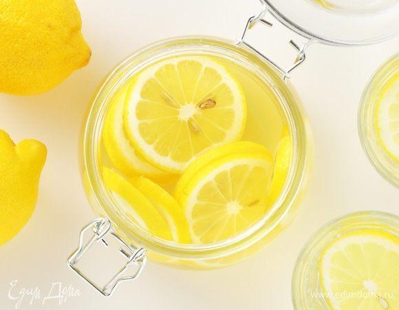 Лимонный уксус