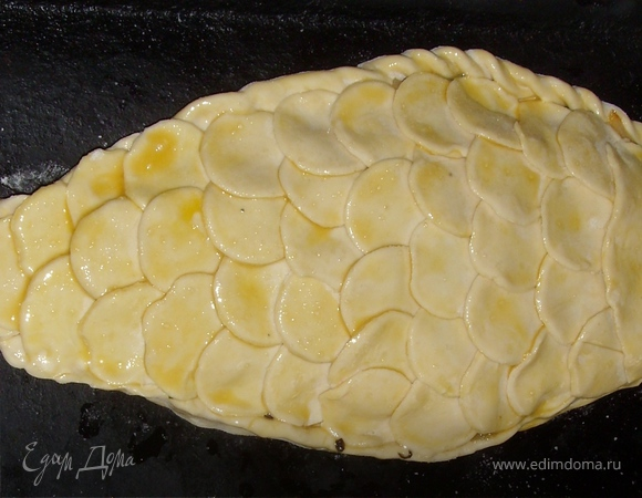 Рыбный пирог 285