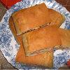 Обычный пирог с рыбой