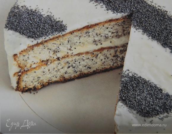 Маковый торт (Torta al papavero)