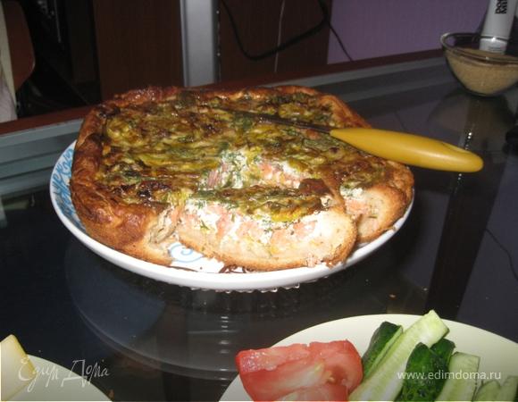 Немецкий пирог