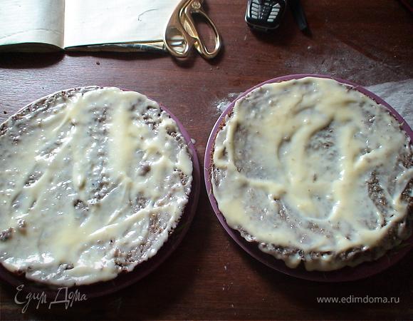 """Торт """"Трухлявый пенёк"""""""