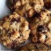 Печенье с орешками и шоколадом