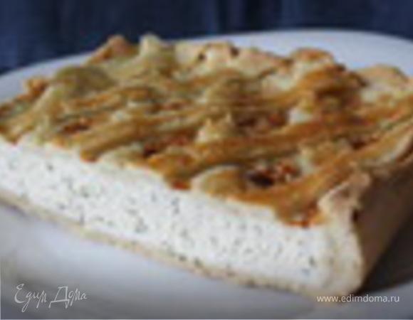 Куриный пирог с решеткой