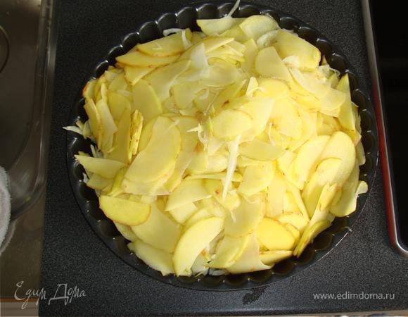 Gratin Dauphinois Он же гратэн дофинуа, он же картошка по французски