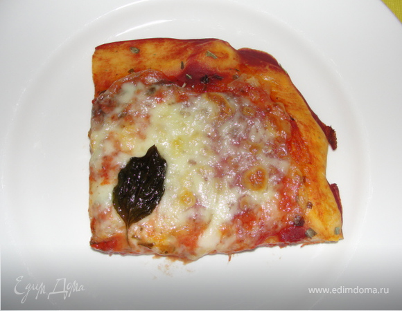 Тесто для пиццы или хлеба