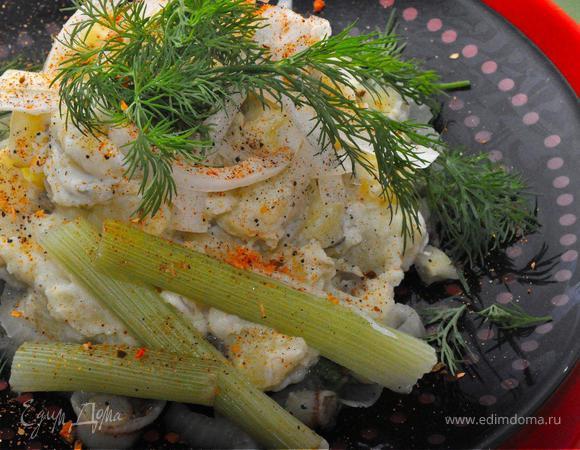 Деревенский салат по-шведски (Swedish Country Salad)