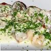 Рисовые овощные тефтельки с белыми грибами