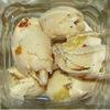 Медовое мороженое с кизилом и ананасом