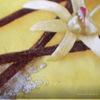 Ванильный пирог с маком