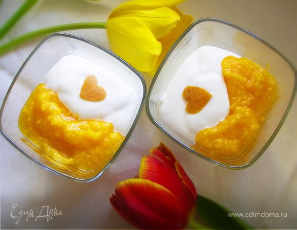 """Завтрак """"Тропический"""""""