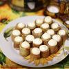 Масленица: Блины с яблочками под «Безе»