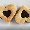 Фундучно-кофейные печешки (Hazelnut-mocha sandwiches)