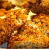 Маффины из фруктов, орехов и семечек